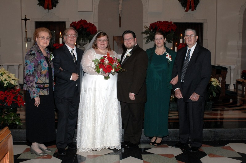 on my mind: family through marriage